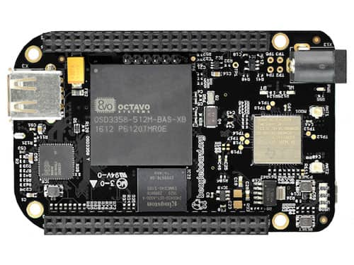 BeagleBone™ Black Wireless - BeagleBoard's Latest Development Board